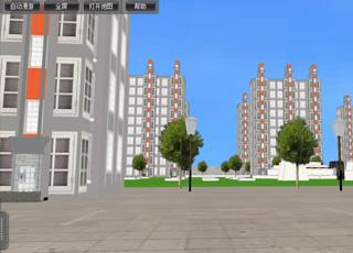 小区WEB-3D漫游展示