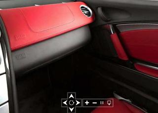 张家口金蚂蚁科技车内3D展示