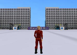 河北北方学院西校区WEB-3D漫游